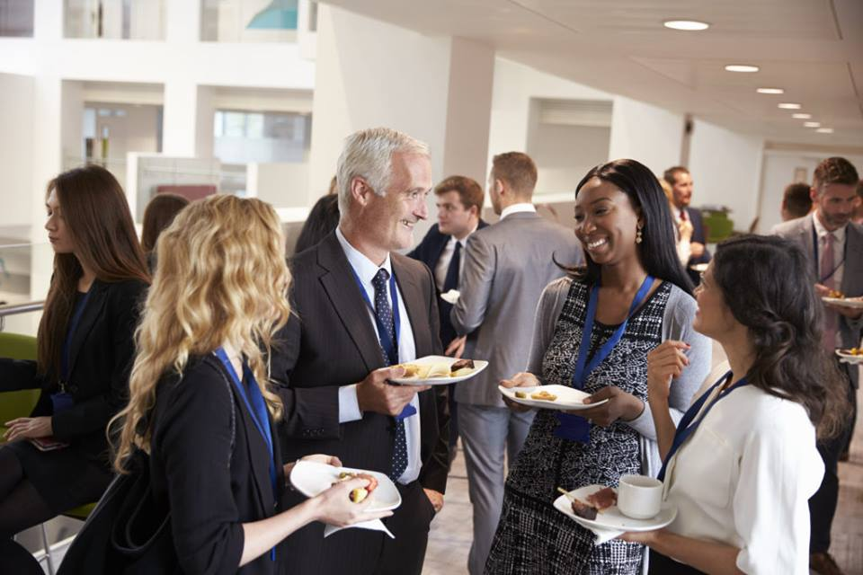 Why You Need Networking Events as a Solopreneur